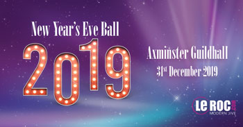 Axminster New Years Eve Ball